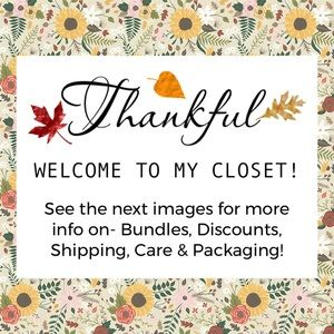 🍁🦃🌻Welcome!🌻🦃🍁